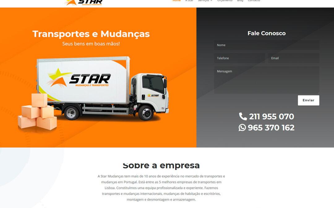 Star Mudanças e Transportes